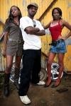 Trendsetters shoot with artist BlackMuntu