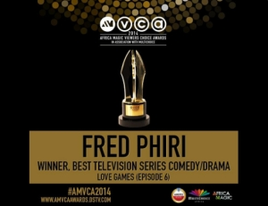 Love Games wins at AMVCA