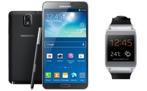 Samsung Galaxy Note 3 and Galaxy Gear India launch-1