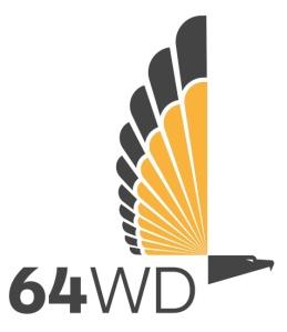 64WD logo