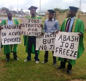 UNZA-Students job protest